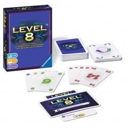 level 8 kaarten