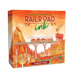 railroad ink rood