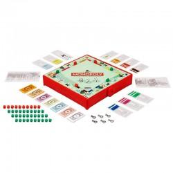 monopoly reiseditie bordspel