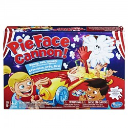 pie face cannon
