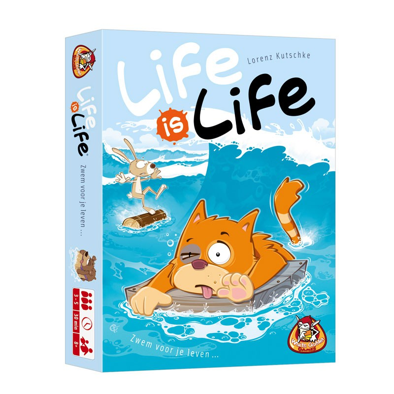life is life white goblin games