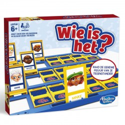 wie is het bordspel