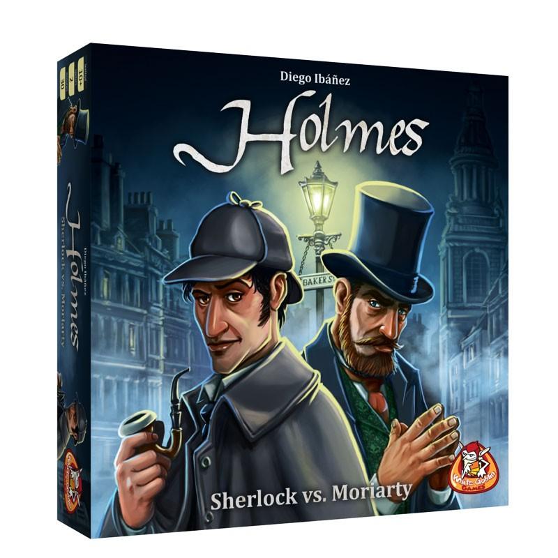 holmes detective spel
